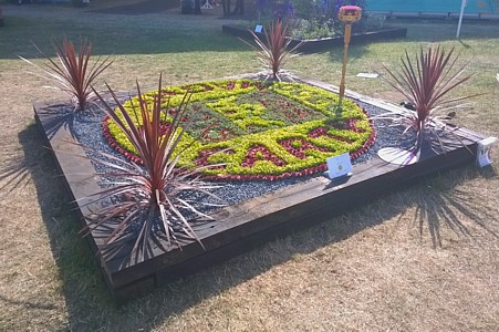 Flower Box DCCC 2015
