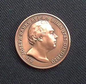 RHS Banksian Medal page