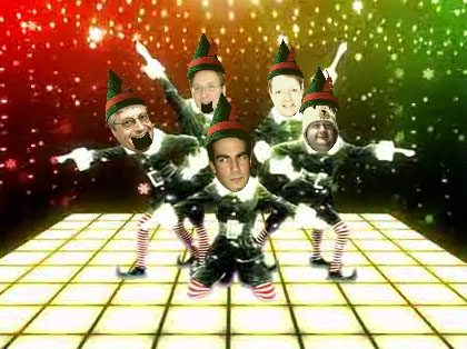 ElfYourself - The Radiology Research Group. Click to watch dance group!
