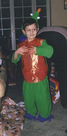Dragon Oliver