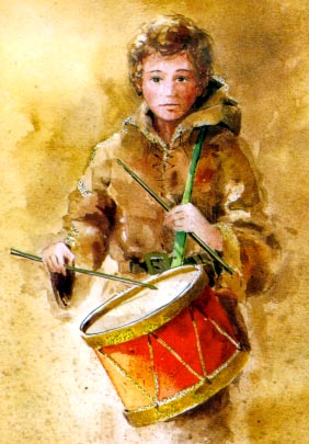 The Story Behind The Little Drummer Boy